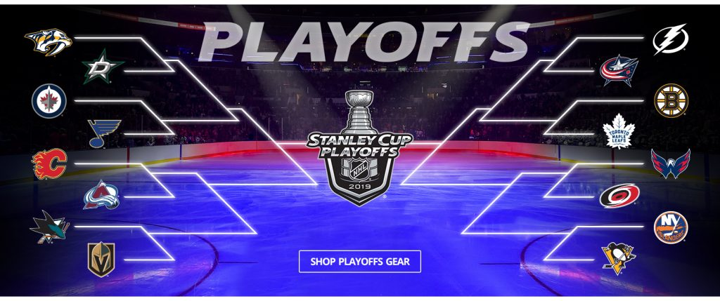 reputable site 6454a 54142 Who s in the NHL Playoffs  Schedule   Preview for 2019 Stanley Cup Race