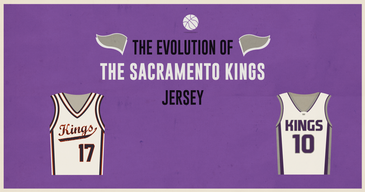 The Evolution of the Sacramento Kings Jersey 71e326d29