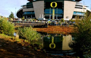 Autzen Stadium, Oregon