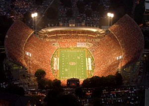 Frank Howard Field at Memorial Stadium