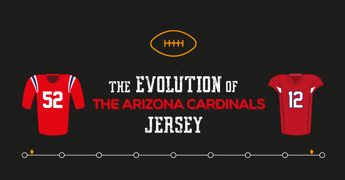 d75d45dfd7eb The Evolution of the Arizona Cardinals Jersey