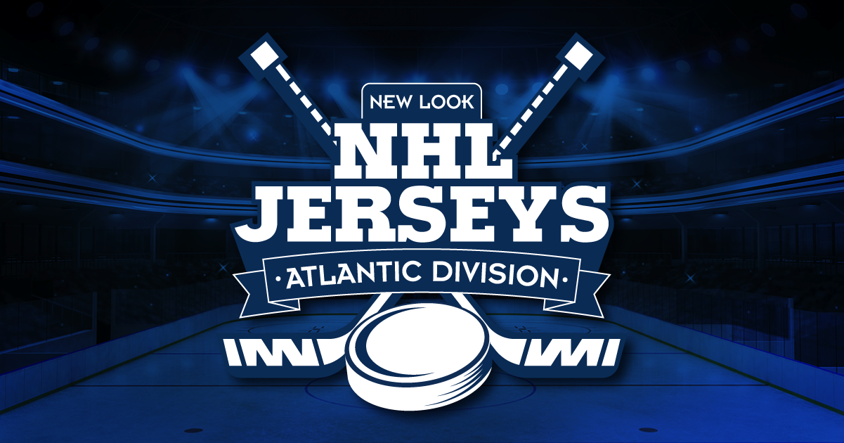 2967f664042 New Look NHL Jerseys: Atlantic Division - Available Here
