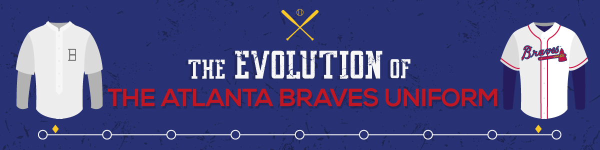 save off 000a6 003d2 The Evolution of the Atlanta Braves Uniform