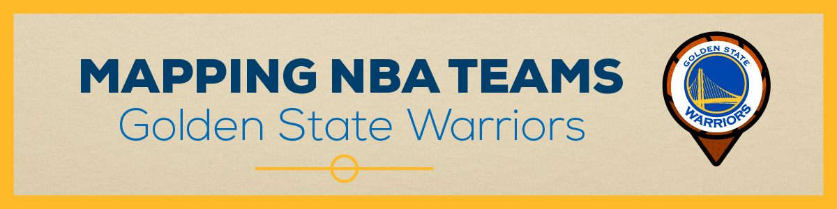 golden state map header