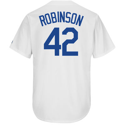 more photos 48db0 f8889 The Evolution of the Los Angeles Dodgers Jersey