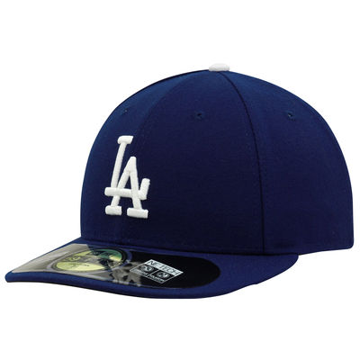 74afc529cef L.A. Dodgers New Era Authentic Collection Low Profile Home 59FIFTY Fitted  Hat – Royal