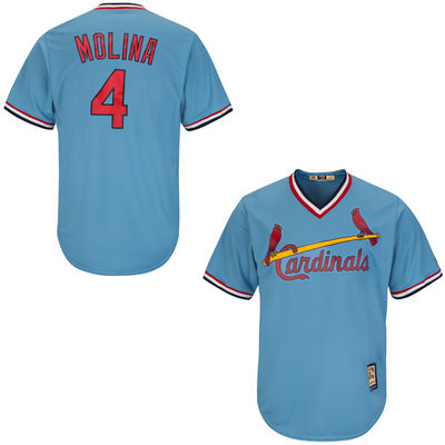 sports shoes d191c d54a6 The Evolution of the St. Louis Cardinals Jersey