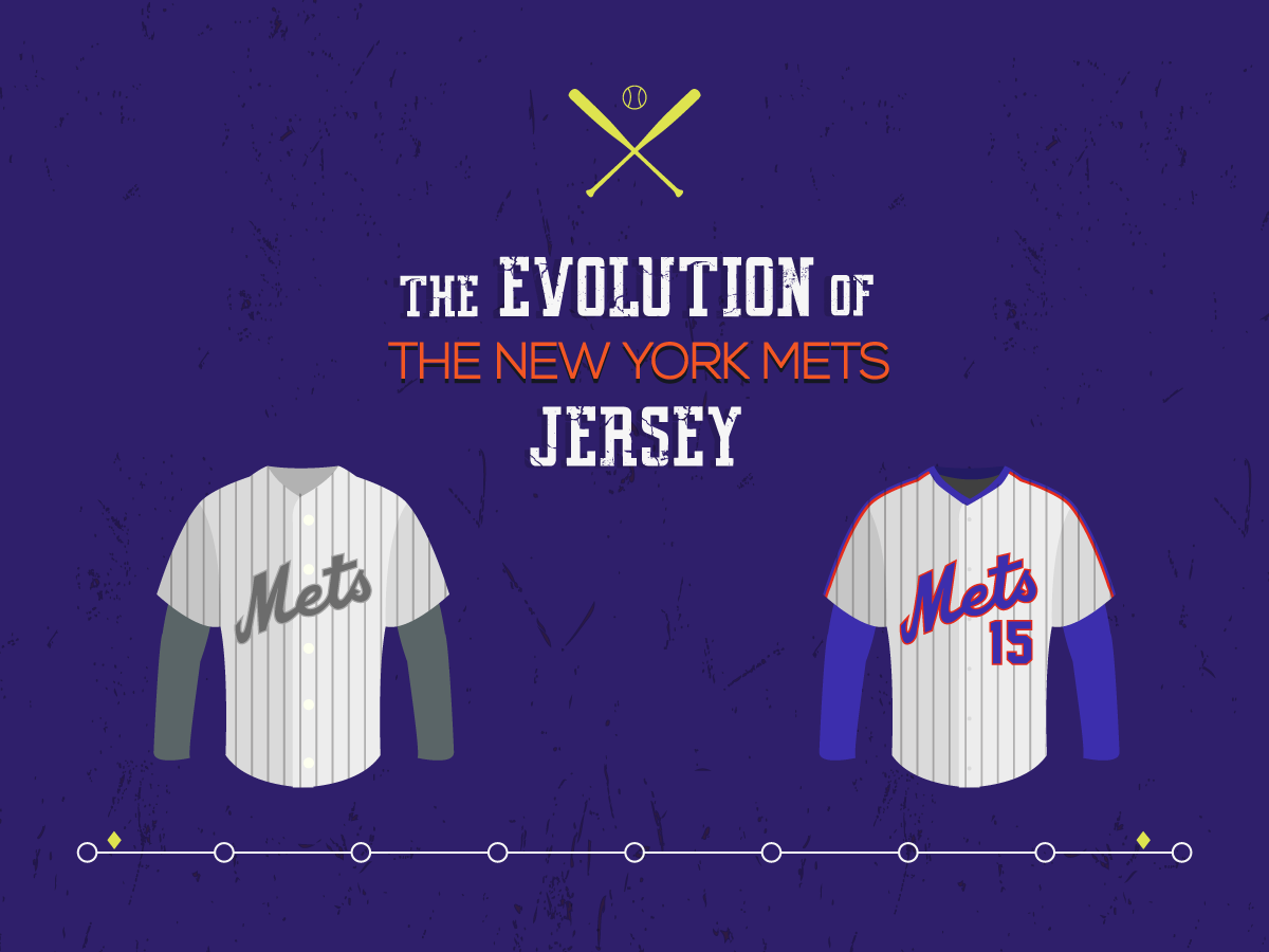 2390c2ff618 The Evolution of the New York Mets Jersey