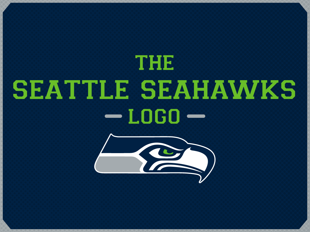 The Evolution Of The Seattle Seahawks Logo