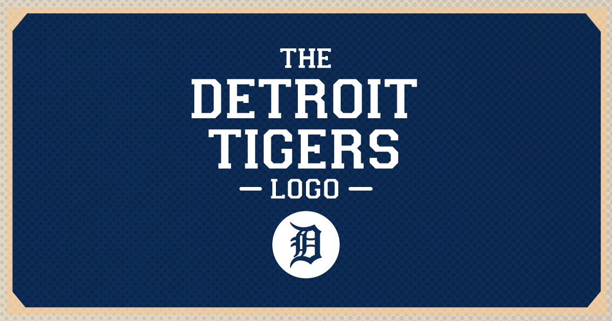 The Evolution Of The Detroit Tigers Logo