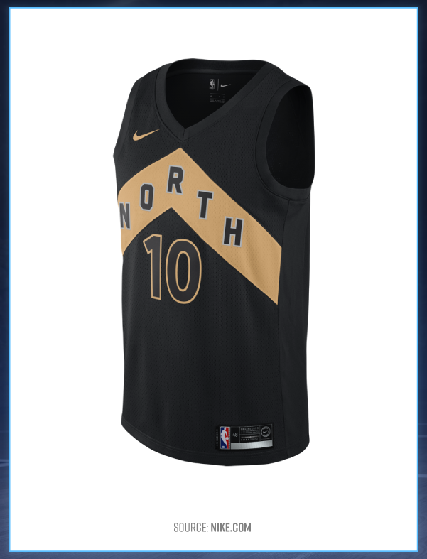 hot sale online 2a68a 97851 NBA City Edition Jerseys: Atlantic Division