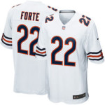 Chicago Bears white jersey
