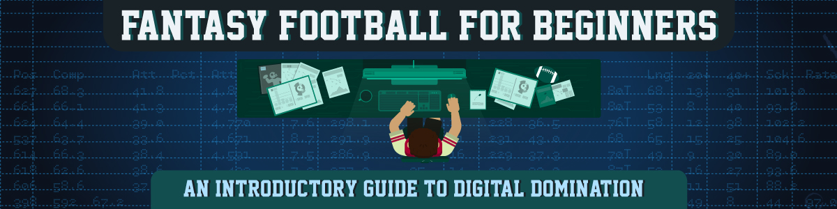 The Beginners Guide To Fantasy Football