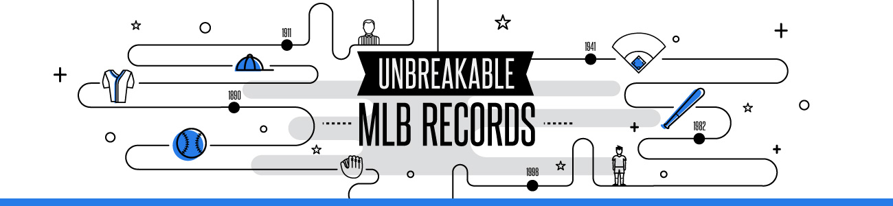 Unbreakable MLB Records