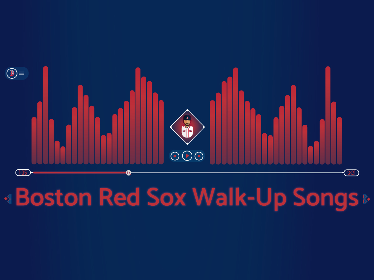 Boston Red Sox Walk-Up Songs