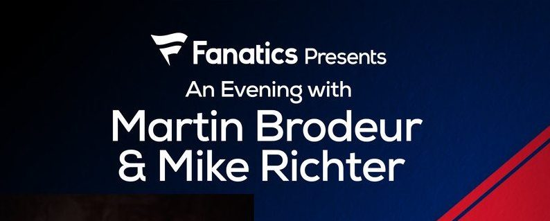 f0348cab846 Goaltending greats Martin Brodeur and Mike Richter share four Stanley Cups,  10 All-Star appearances, and nearly 1,000 wins between them.